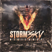 Vigilance (EP) by Storm The Sky