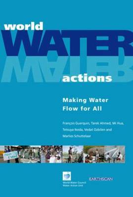 World Water Actions by Francois Guerquin image