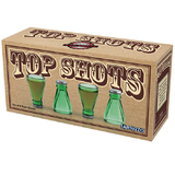 Shot Glass Bottle Top Beer - (Set of 4)