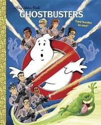 Ghostbusters 2016 Big Golden Book by John Sazaklis