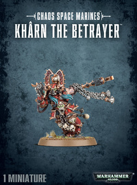 Warhammer 40,000 Kharn the Betrayer