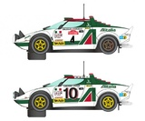 Scalextric Legends: Lancia Stratos 1976 Rally Champions - Slot Car Twinpack