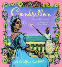 Cendrillon: a Creole Cinderella by Robert D.San Souci image