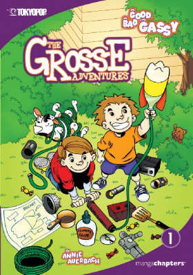 The Grosse Adventures: v. 1 by Annie Auerbach