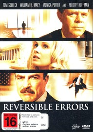 Reversible Errors on DVD image