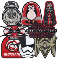 Star Wars: The Last Jedi Patch (Assorted)