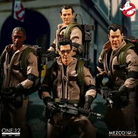 Ghostbuster - One:12 Collective Deluxe Action Figure Set