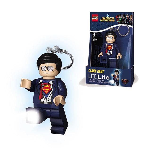 LEGO Keylight Clark Kent