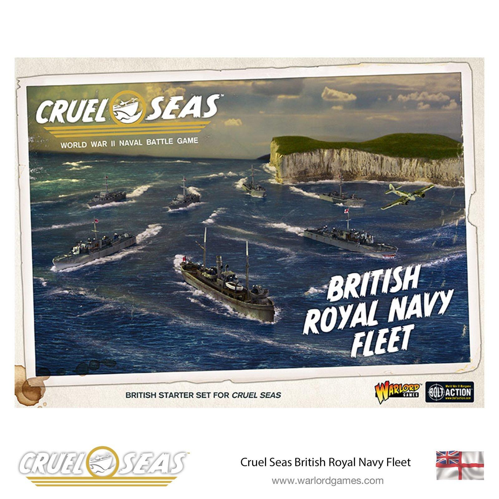 Cruel Seas: Royal Navy Fleet image