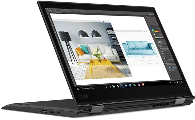 "14"" Lenovo Thinkpad X1 Yoga G3 i7 512GB 16GB 4G LTE Laptop"
