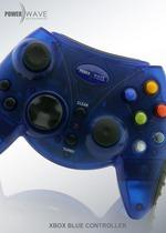 Powerwave Xbox Controller (Blue) for Xbox