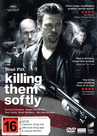 Killing Them Softly on DVD