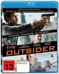 The Outsider on Blu-ray