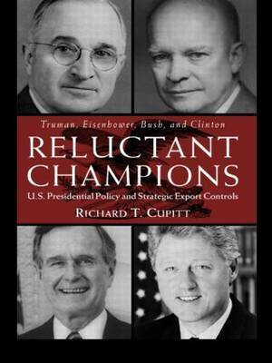 Reluctant Champions by Richard T. Cupitt image