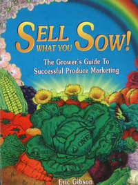 Sell What You Sow! by Eric Gibson image