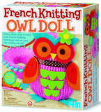 4M: Craft - Design Your Own Craft French Knitting Owl