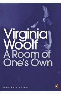 A Room of One's Own by Virginia Woolf (**) image