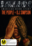 The People V. OJ Simpson: American Crime Story DVD