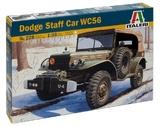 Italeri: 1:35 Dodge Staff Car WC56 - Model Kit
