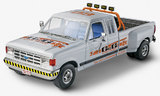 Revell 1:25 '91 Ford F-350 Duallie Pickup Plastic Model Kit