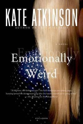 Emotionally Weird by Kate Atkinson image
