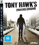 Tony Hawk's Proving Ground for PS3