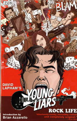 Young Liars: v. 3 by David Lapham