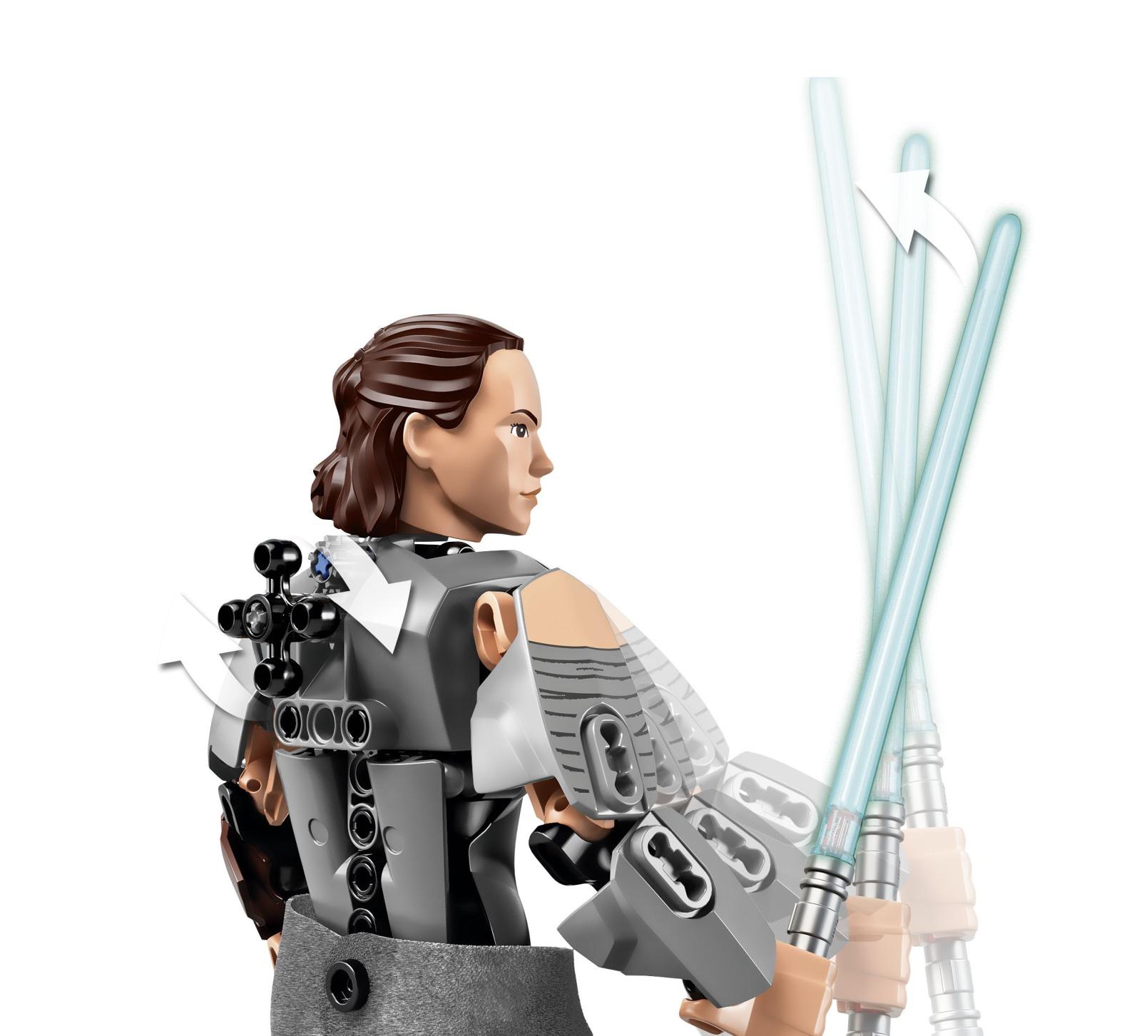 LEGO Star Wars - Rey (75528) image
