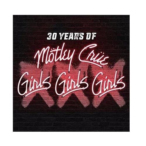 XXX: 30 Years Of Girls, Girls, Girls by Motley Crue image
