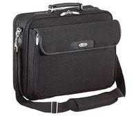 "Targus NotePac - Black * now fits up to 15.4"" notebooks! * image"