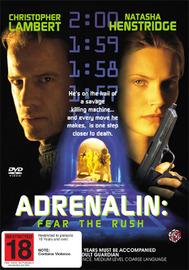 Adrenalin on DVD image