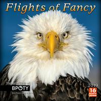 Flights of Fancy - The Best Birds of BPOTY 2019 Wall Calendar by Bird Photographer of the Year Ltd