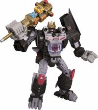 Transformers Power of the Primes PP-43: Throne of the Primes - Action Figure