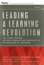 Leading a Learning Revolution by Frank J Anderson image