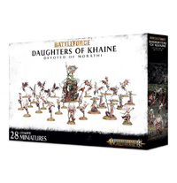Warhammer Age of Sigmar: Daughters Of Khaine Devoted Of Morathi