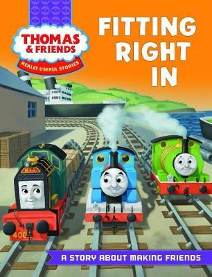 Really Useful Stories: Fitting Right In by Thomas & Friends