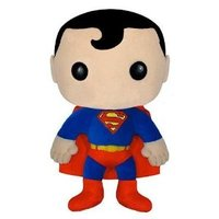 "Superman Plush 7"" (17cm)"