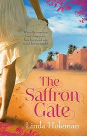 The Saffron Gate by Linda Holeman image