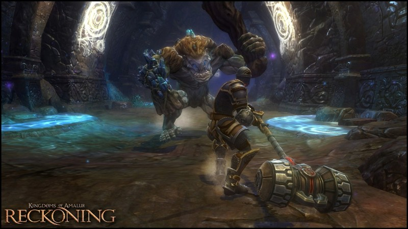 Reckoning PC screenshot