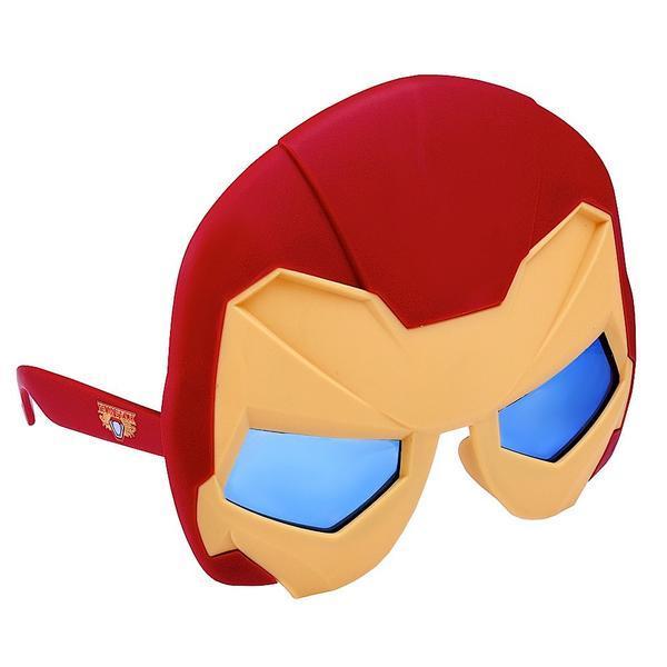 Marvel: Sun-Staches - Iron Man