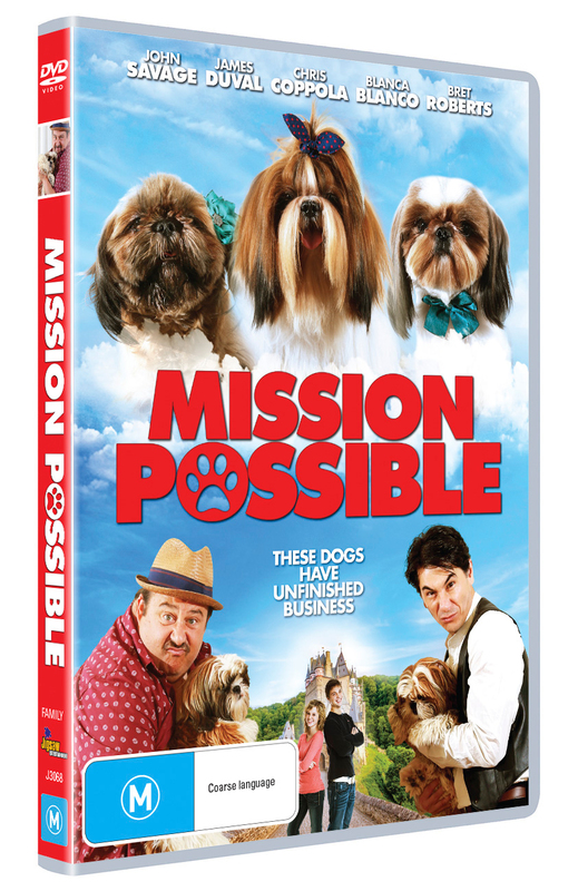 Mission Possible on DVD