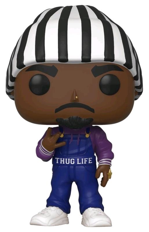 Tupac - Tupac (Overalls) Pop! Vinyl Figure