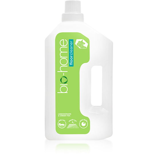 Bio-Home Floor Cleaner 1.5L - Lemongrass & Green Tea