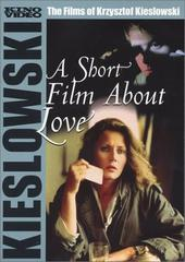 A Short Film About Love on DVD