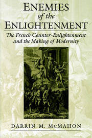 Enemies of the Enlightenment by Darrin M McMahon image