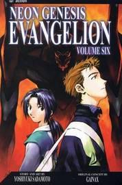 Neon Genesis Evangelion, Vol. 6 by Yoshiyuki Sadamoto