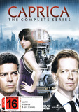 Caprica - The Complete Series DVD