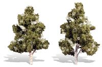 Woodland Scenics Waters Edge Trees (2 pack Large)
