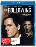 The Following - The Complete First Season on Blu-ray