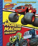 A Monster Machine Treasury (Blaze and the Monster Machines) by Random House